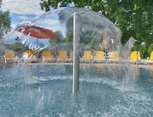 Schwimmbaderöffnung verschoben auf Samstag 18.05.2019